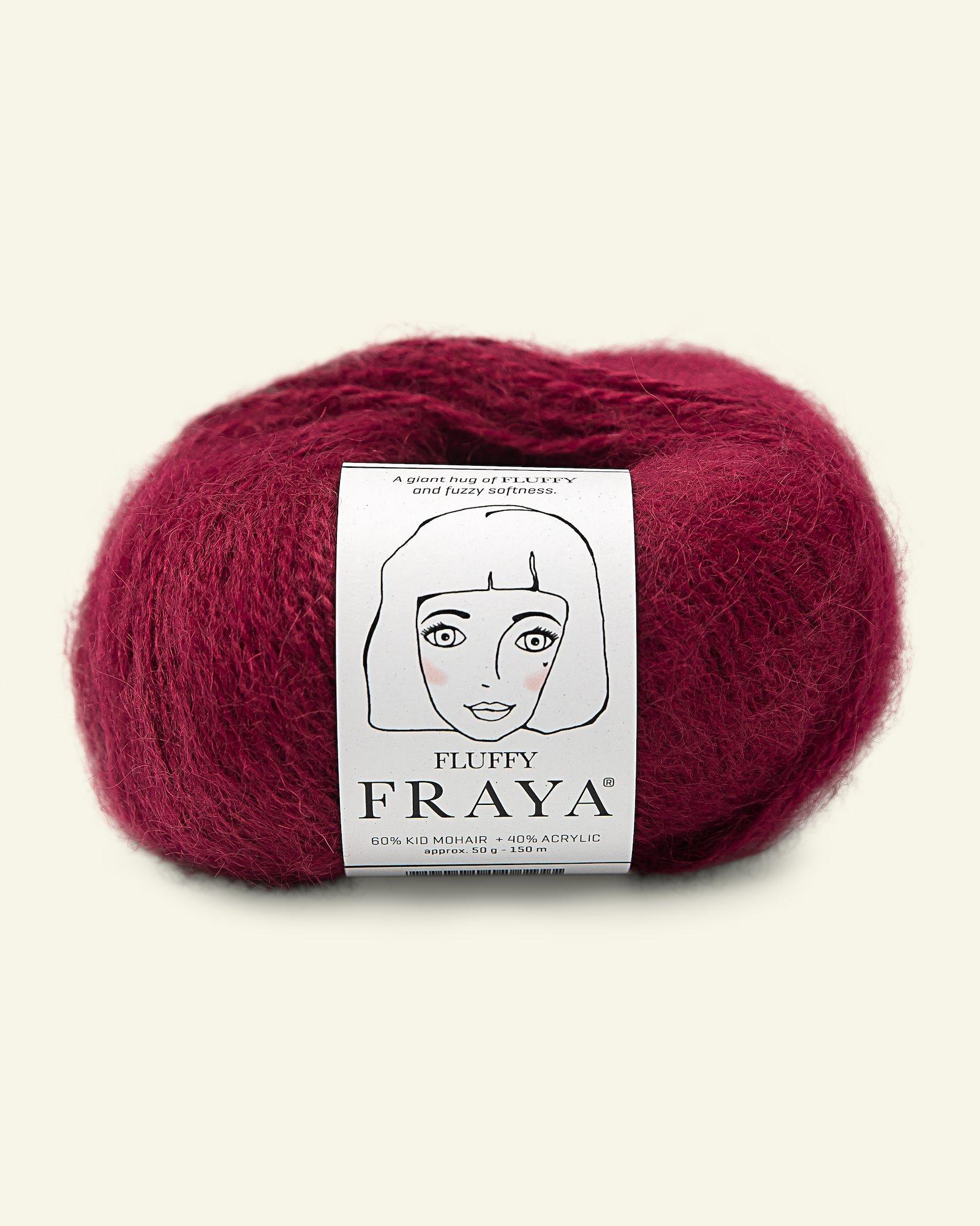 Fluffy Bordeaux 50g
