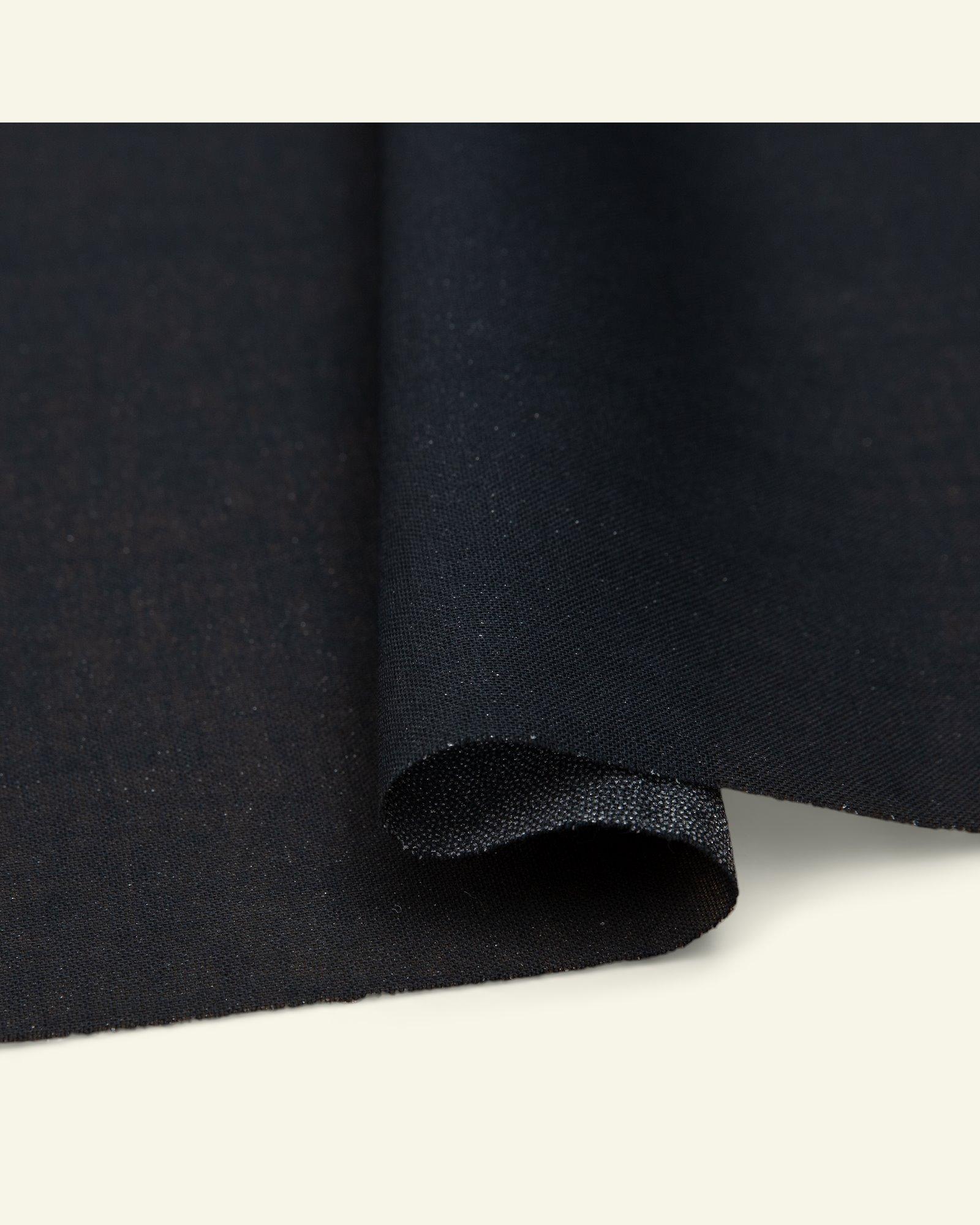 Interlining woven black ironing 90x100cm