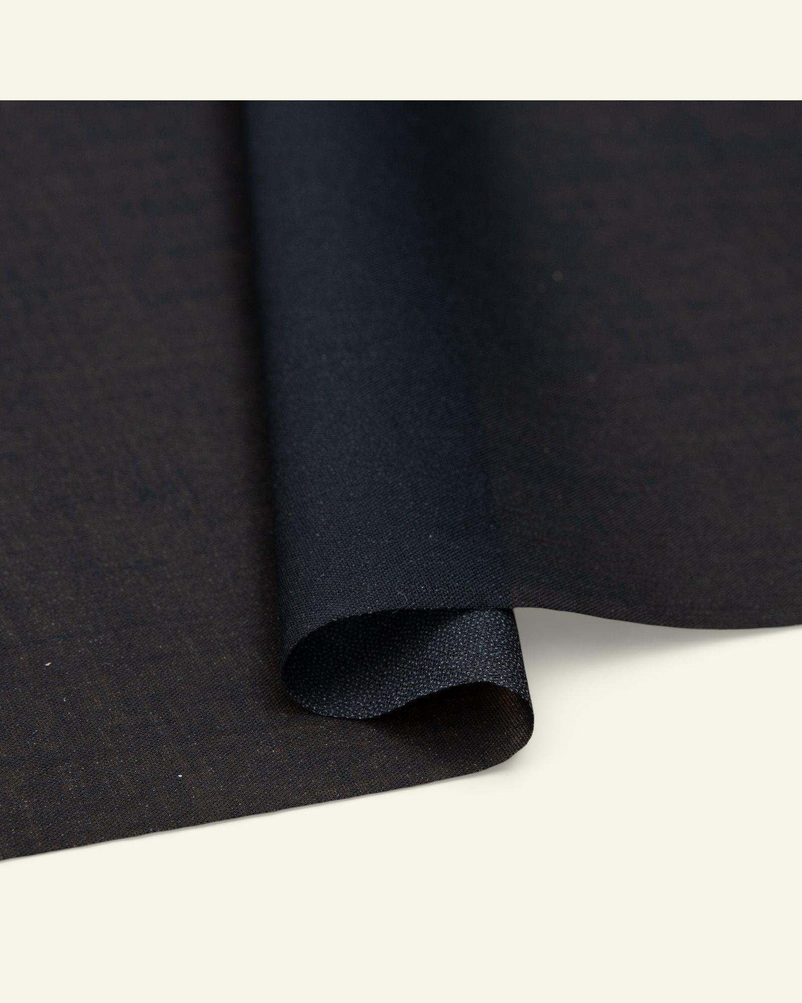 Interlining woven black ironing lightwei