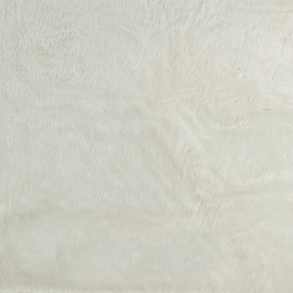 Fellimitat Weiß 10mm