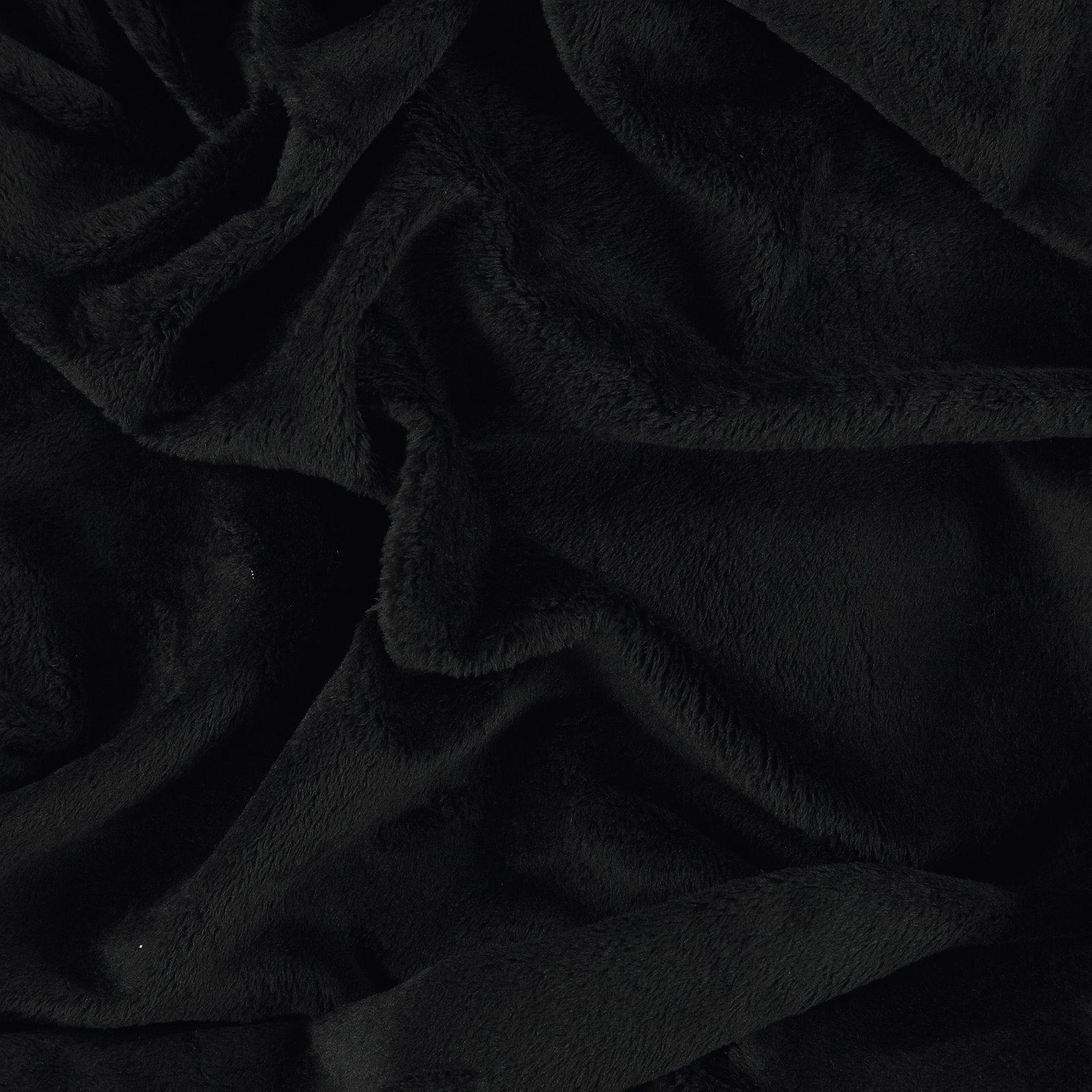 Fellimitat Schwarz 5mm