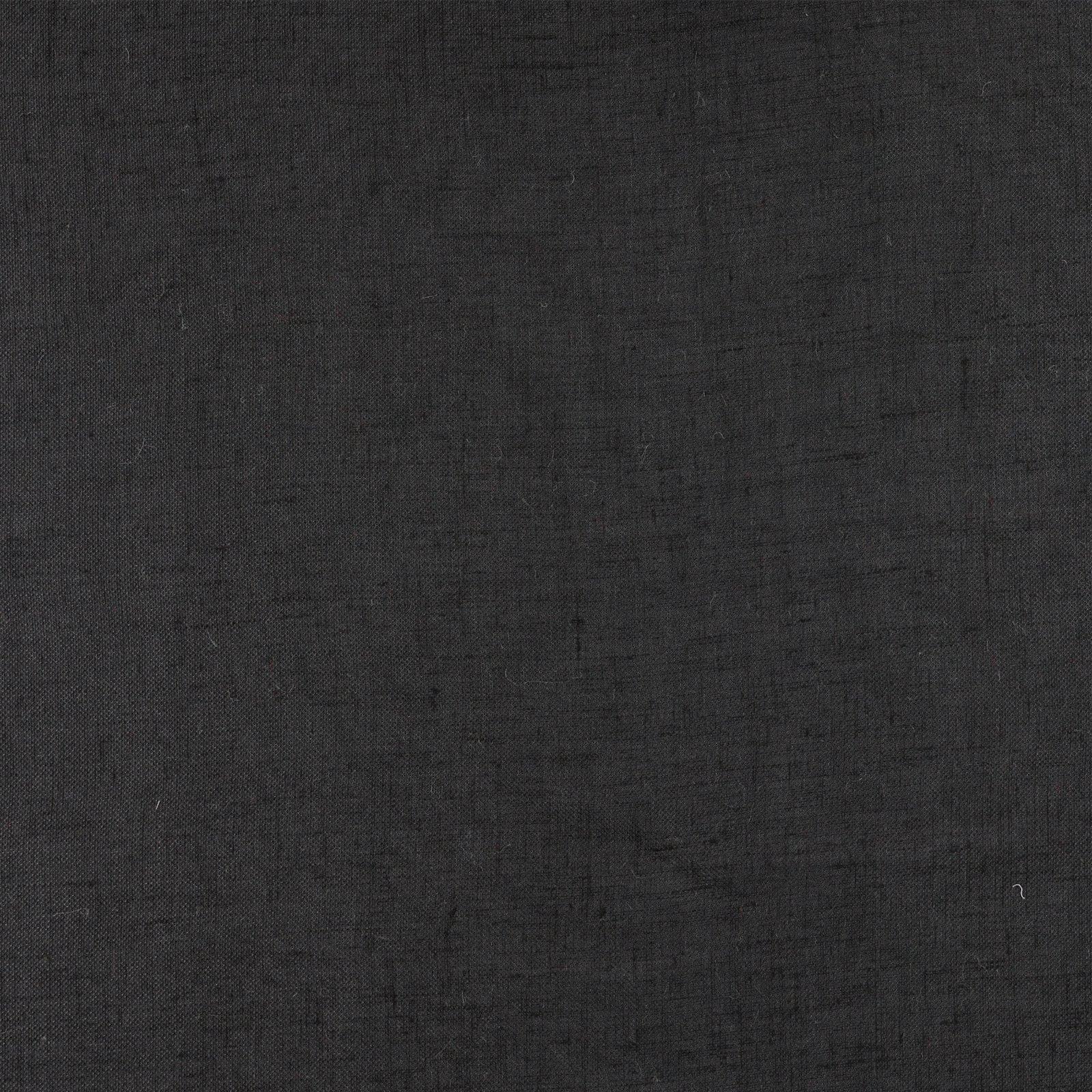 Hessian charcoal grey