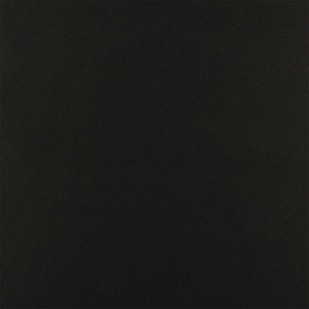 Filz Schwarz 0,9 mm