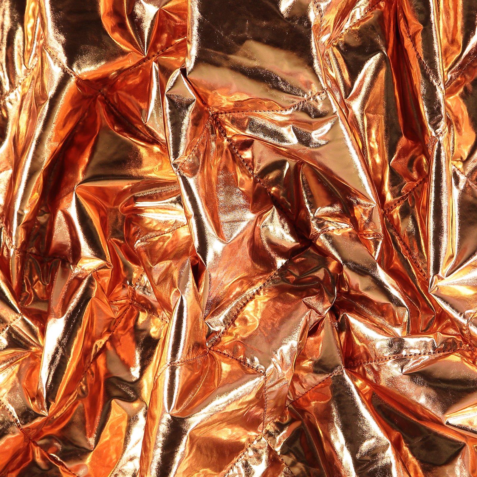 Gequiltete Kupferfolie mit Futter