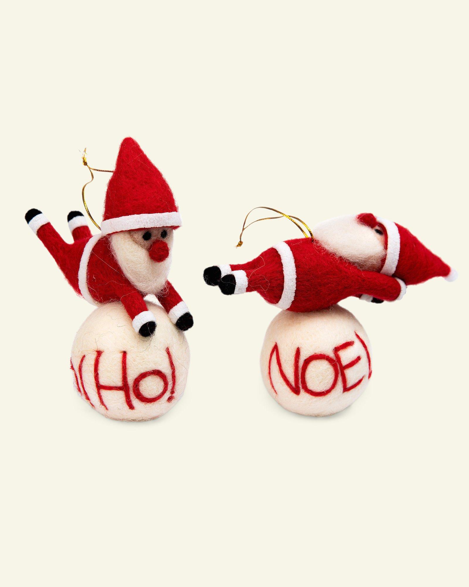 Kit wool elf and ball 14cm 2pcs