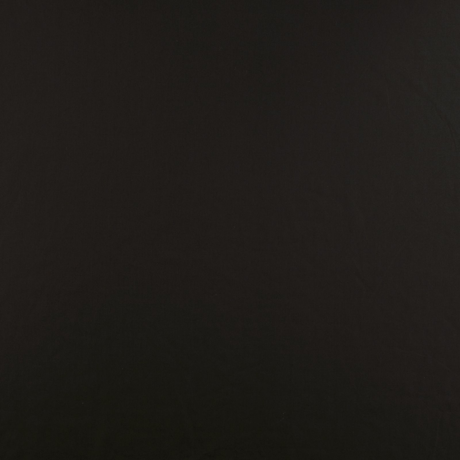 Poplin chintz black
