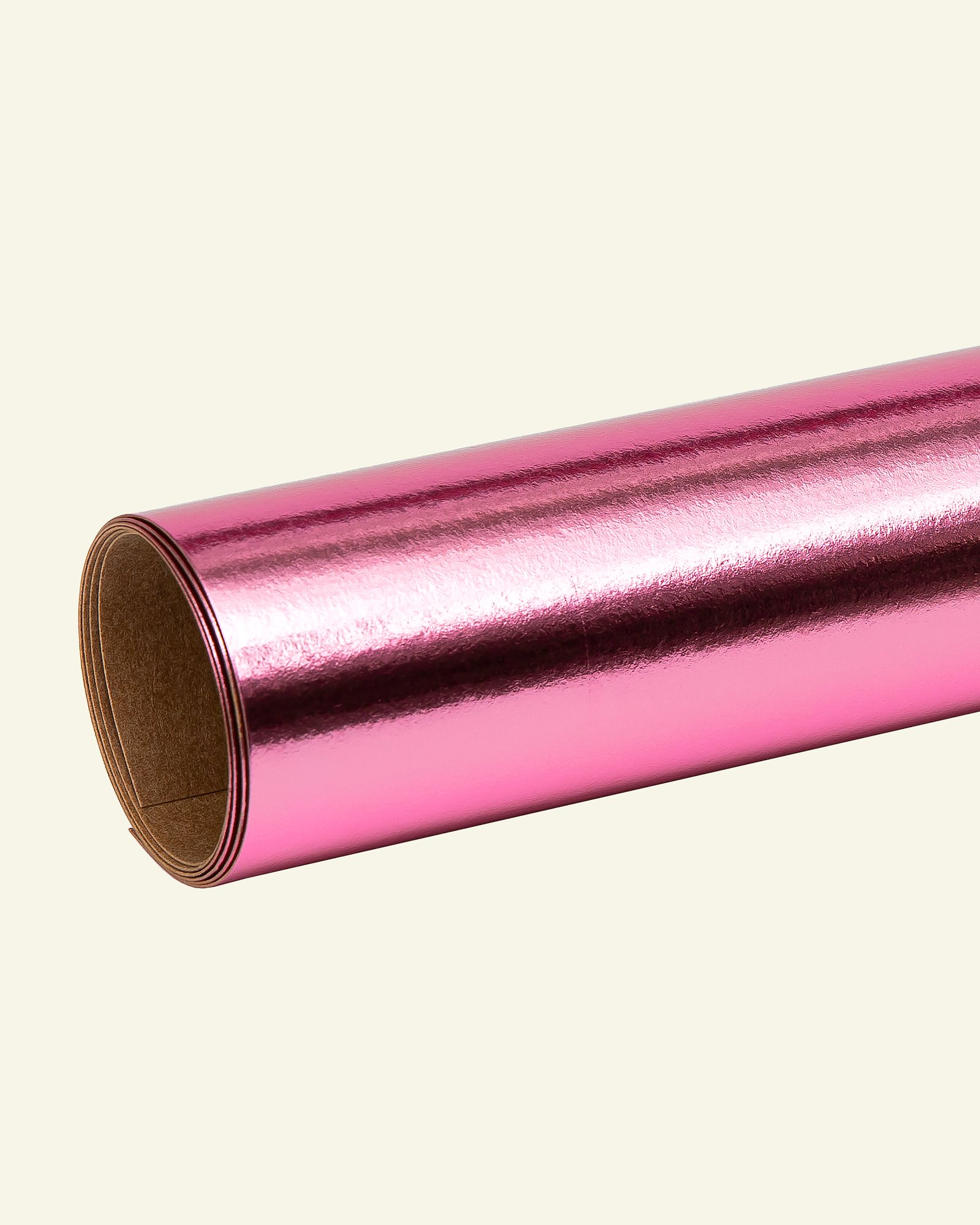 PAP FAB Pinkmetallic/Cognac, 72x100cm