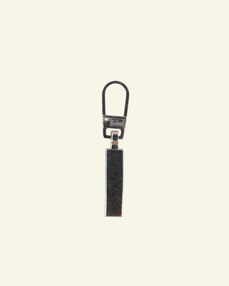 Prym zipper-pendant dull silver 8x45mm
