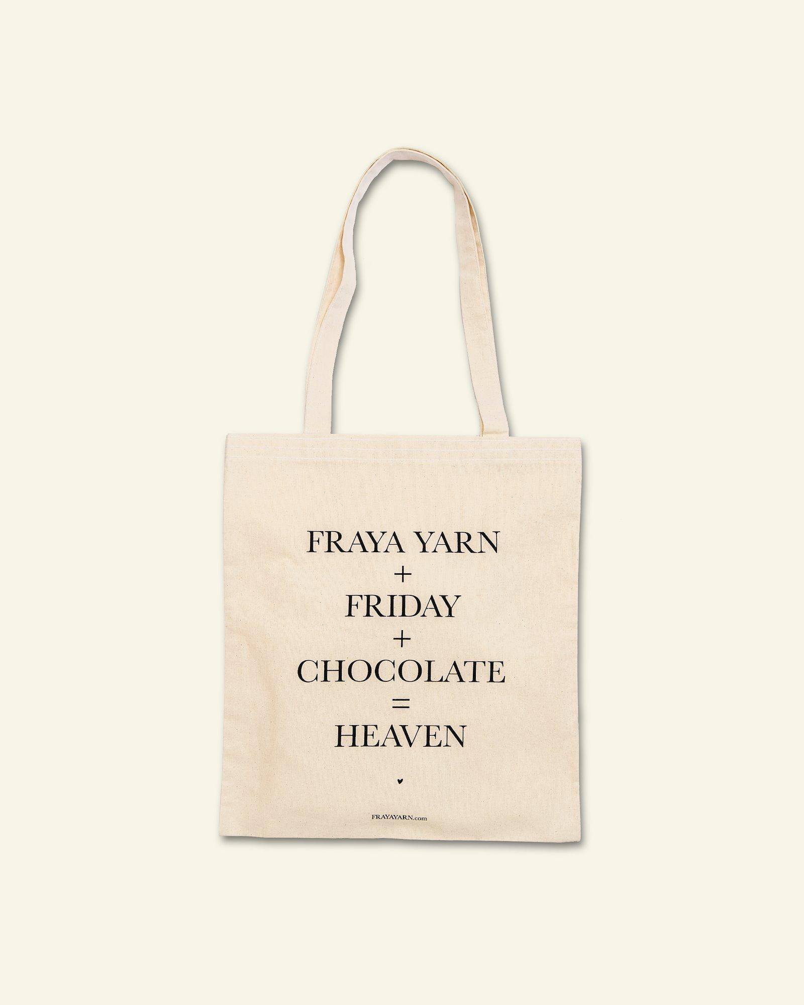 """FRAYA Shopper 35x39cm """"Heaven"""""""