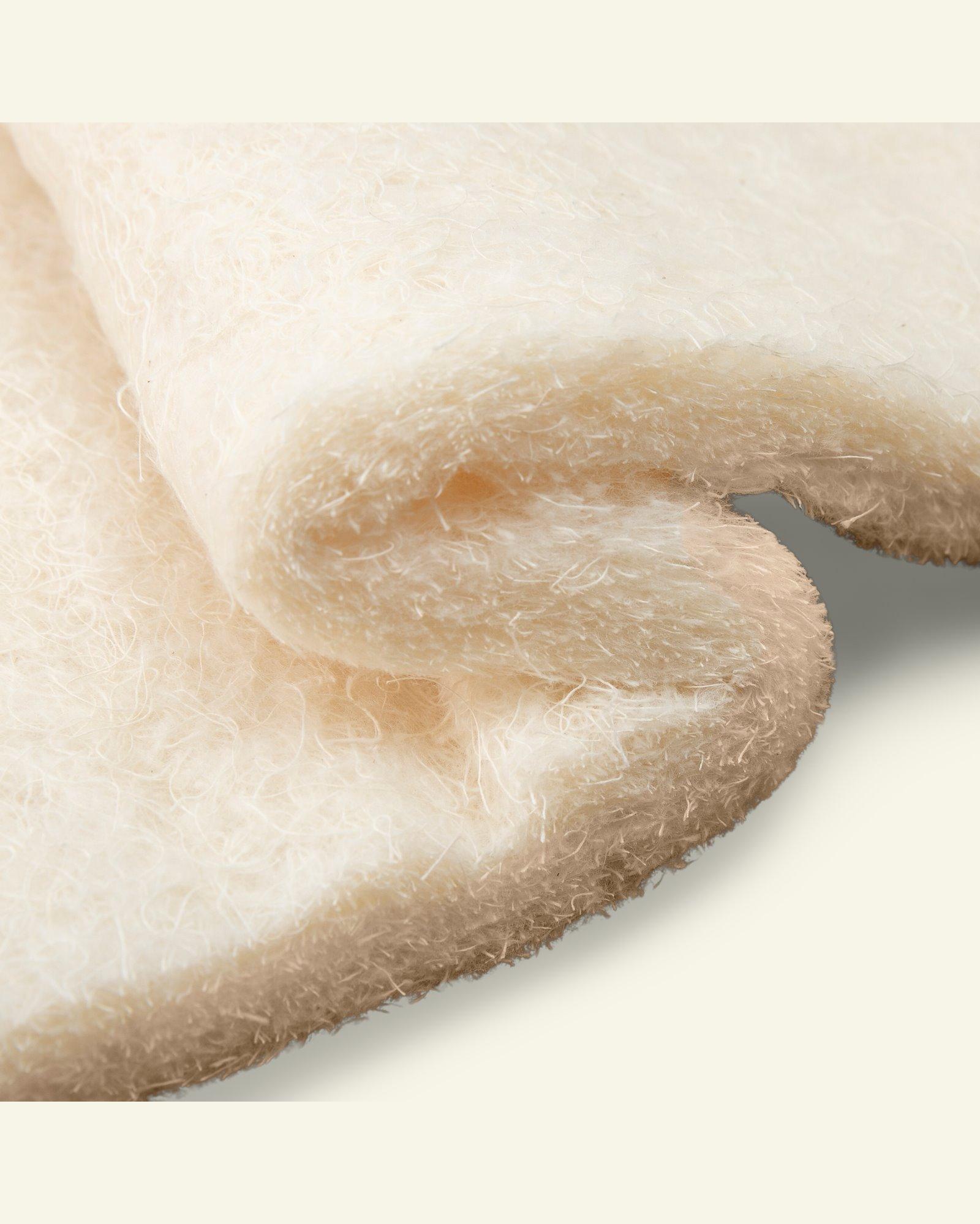 Baumwollwatte m/tragenden Fasern