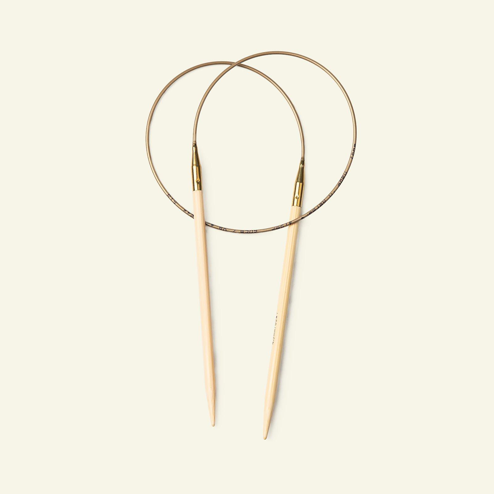 Addi circular needle bamboo 60cm 2,5mm 83109_pack