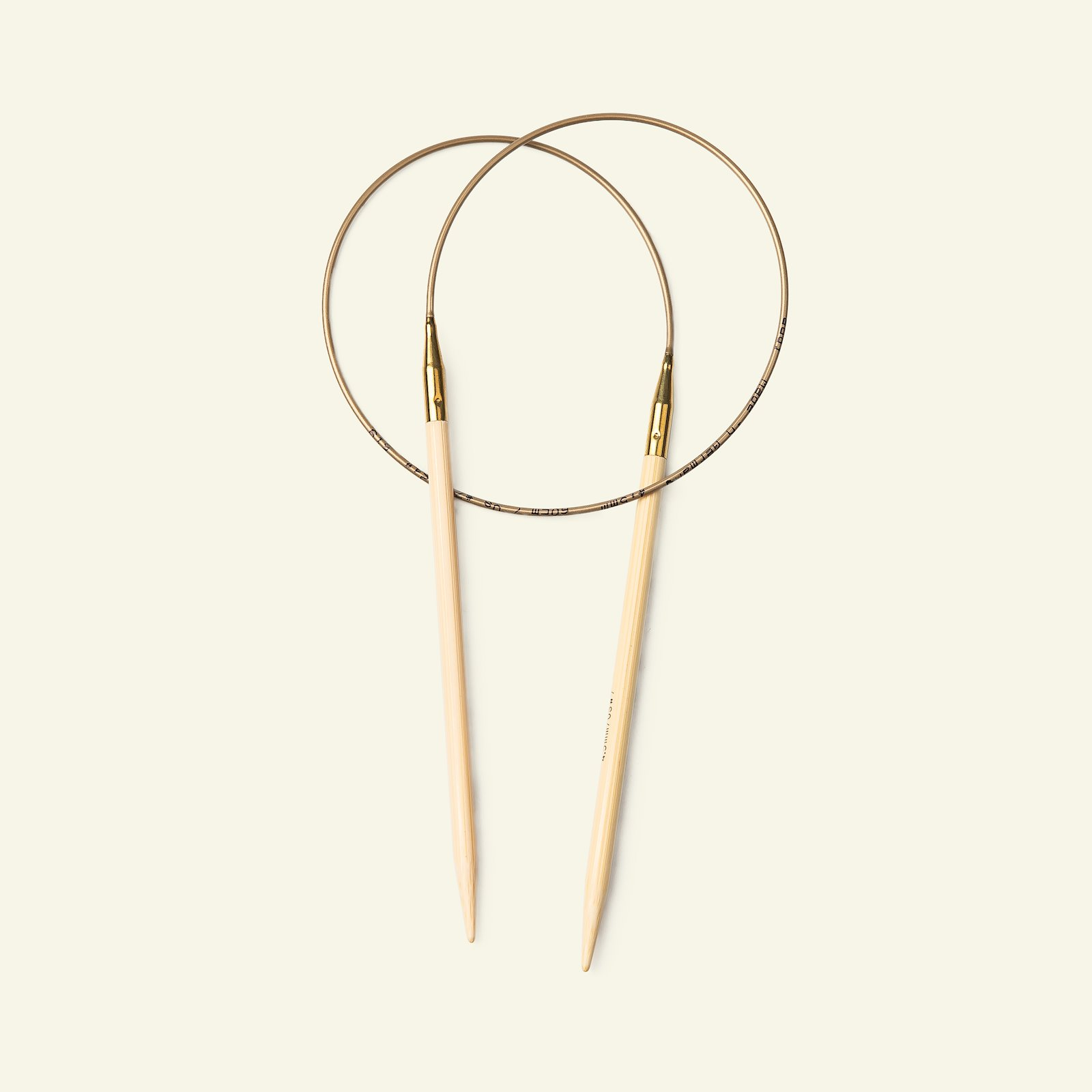 Addi circular needle bamboo 60cm 9mm 83119_pack