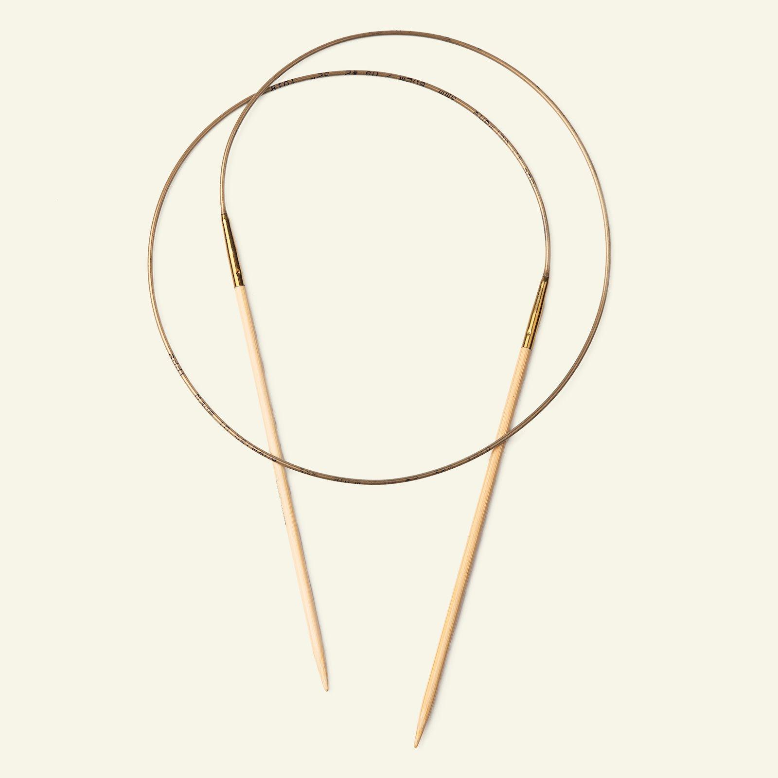 Addi circular needle bamboo 80cm 6mm 83128_pack