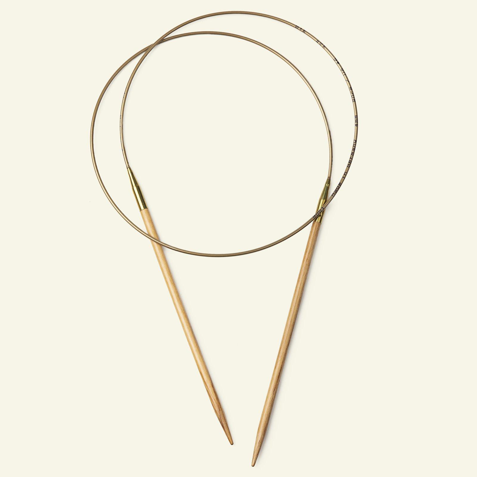Addi circular needle olive 80cm 3mm 83142_pack