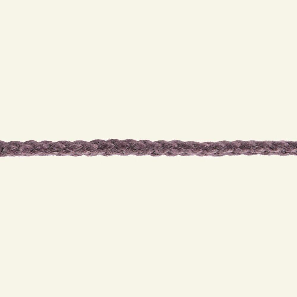 Anorak cord 3.5mm light heather 5m 75077_pack