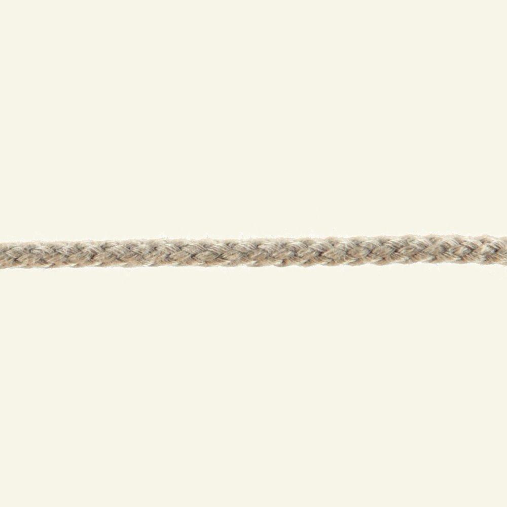 Anorak cord 4.5mm sand 5m 75268_pack