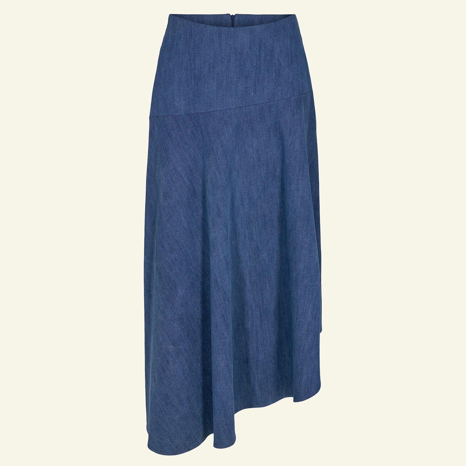 Asymmetric skirt, 38/10 p21041_460851_sskit