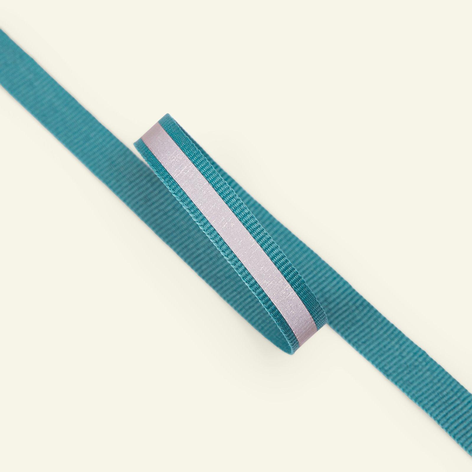 Band, Reflexeffekt 10mm Grün, 2m 22202_pack