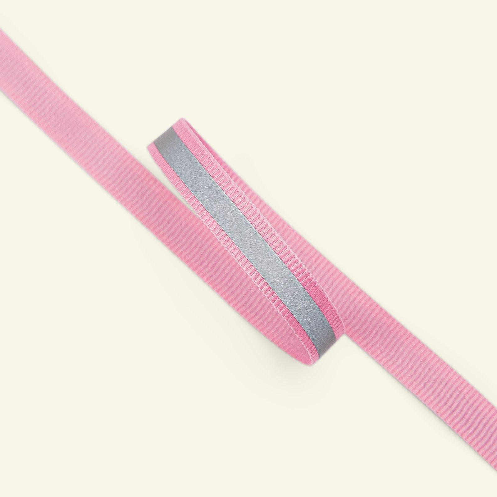 Band, Reflexeffekt 10mm Hellpink, 2m 22201_pack