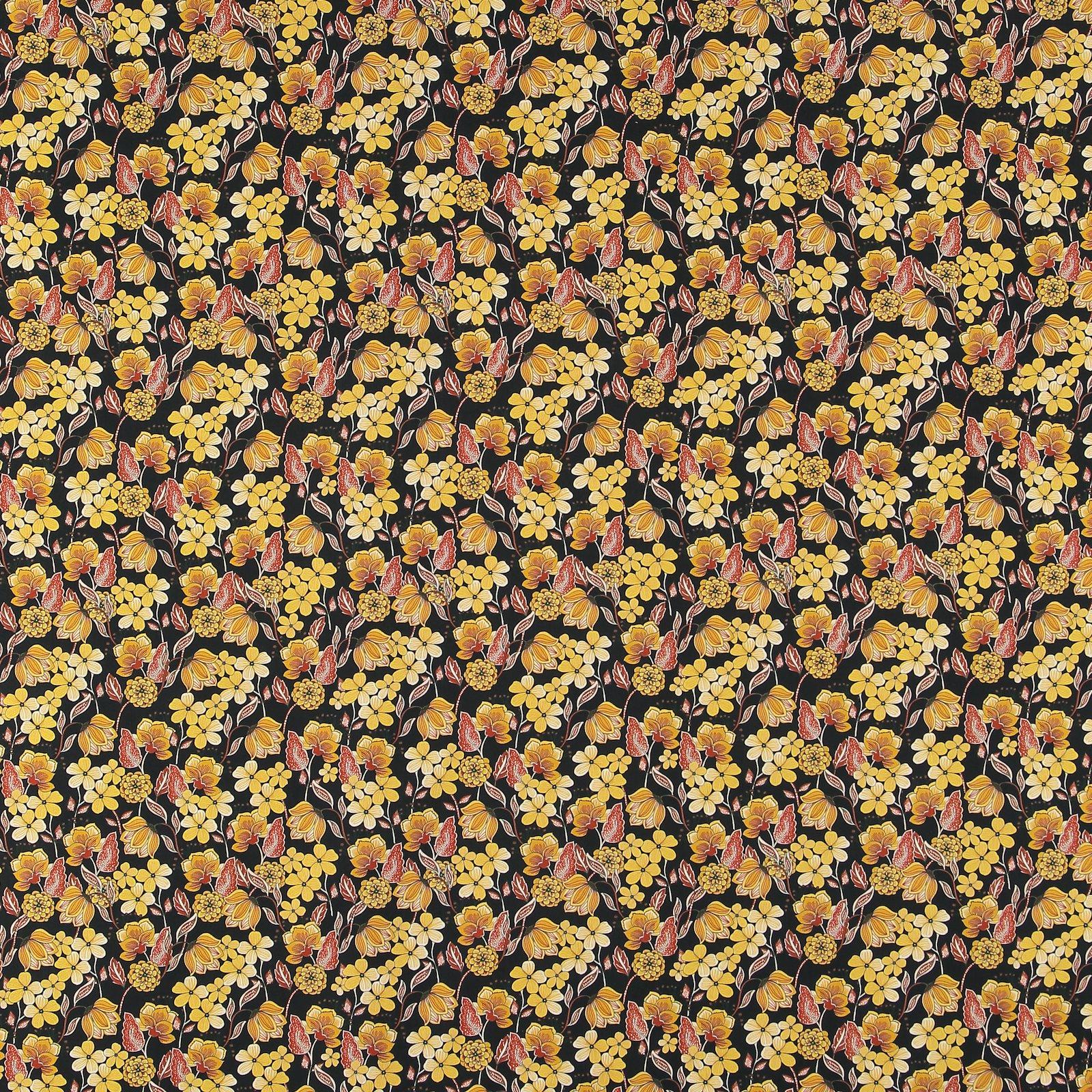 Baumwollsatin elast., Schwarz mit Blumen 460853_pack_sp