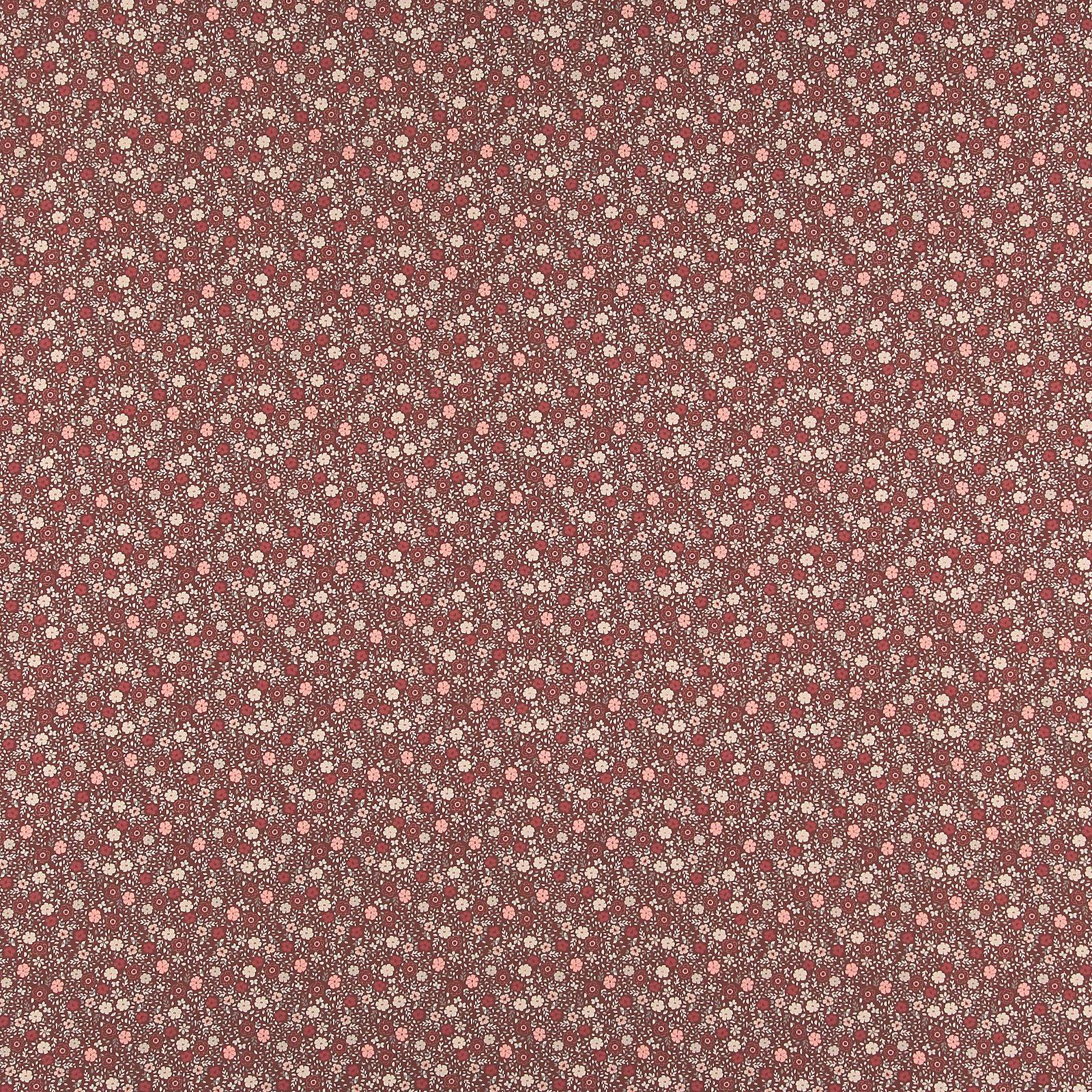 Baumwollsatin, Rouge mit Blumen 816263_pack_sp