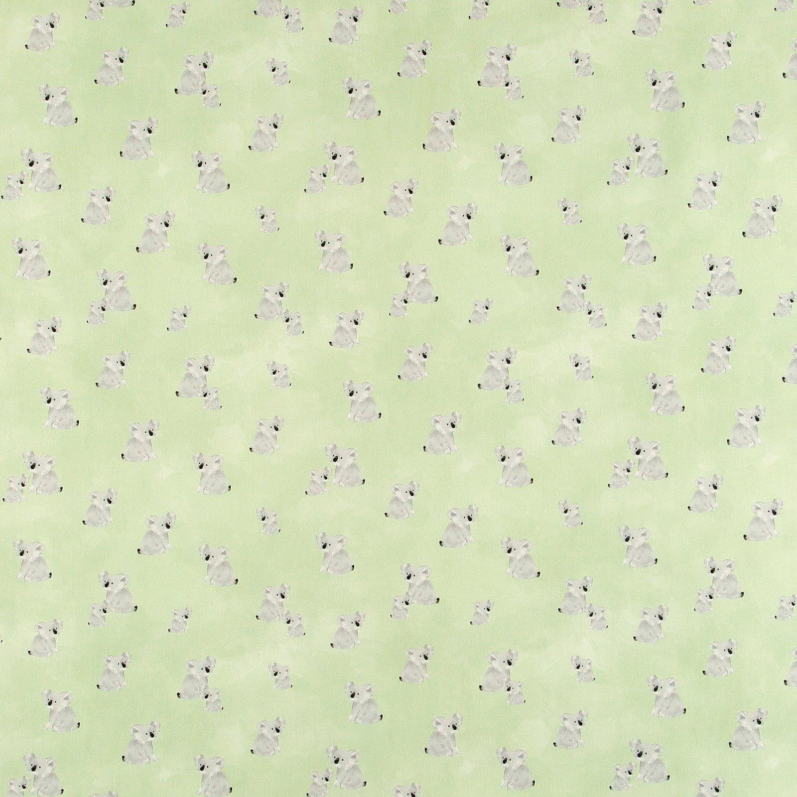 BCI Baumwolle, Salbei mit Koalabären 780592_pack_sp