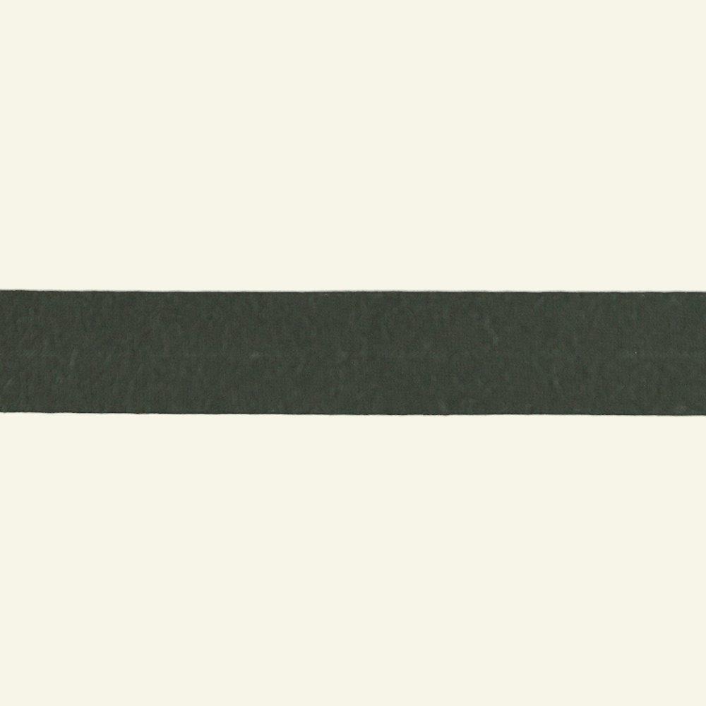 Bias tape cotton 18mm bottlegreen 25m 68088_pack
