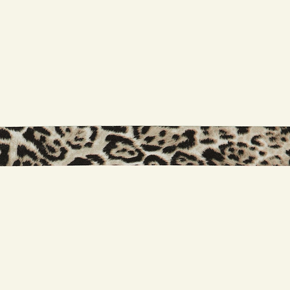 Bias tape cotton 18mm leo 3m 64029_pack