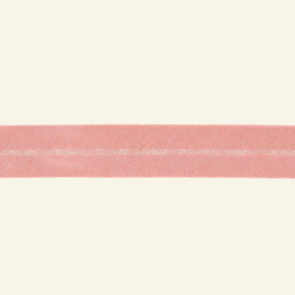 Bias tape cotton 18mm light red 25m 68089_pack