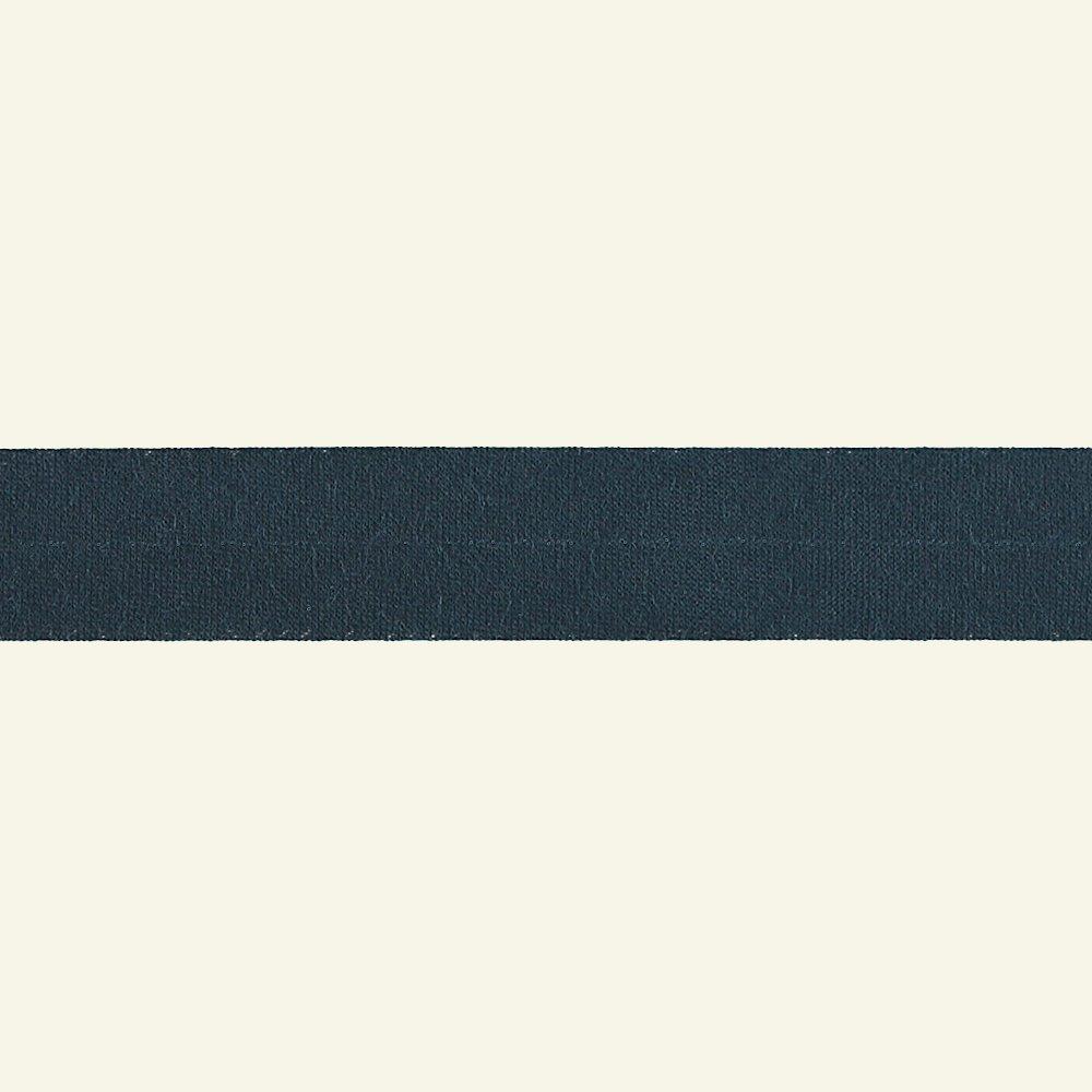 Bias tape cotton 18mm petrol 25m 68029_pack