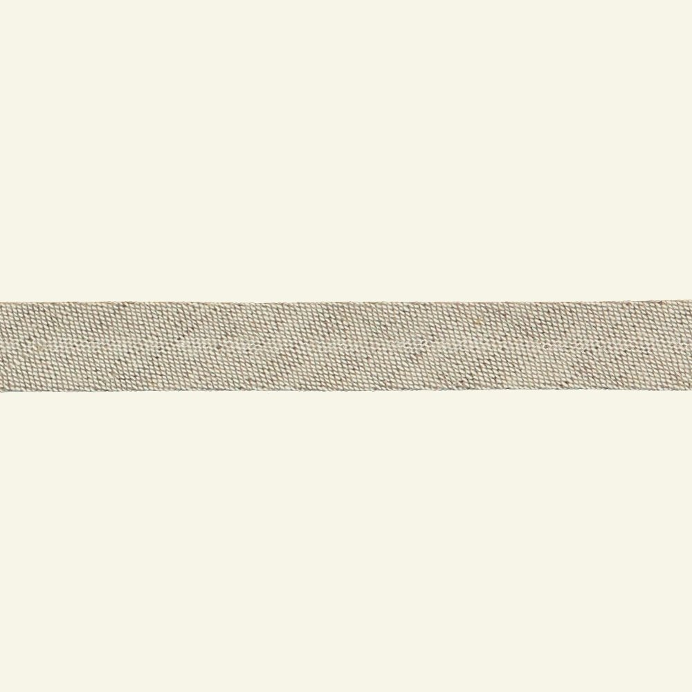 Bias tape linen/cotton 18mm 5m 64071_pack