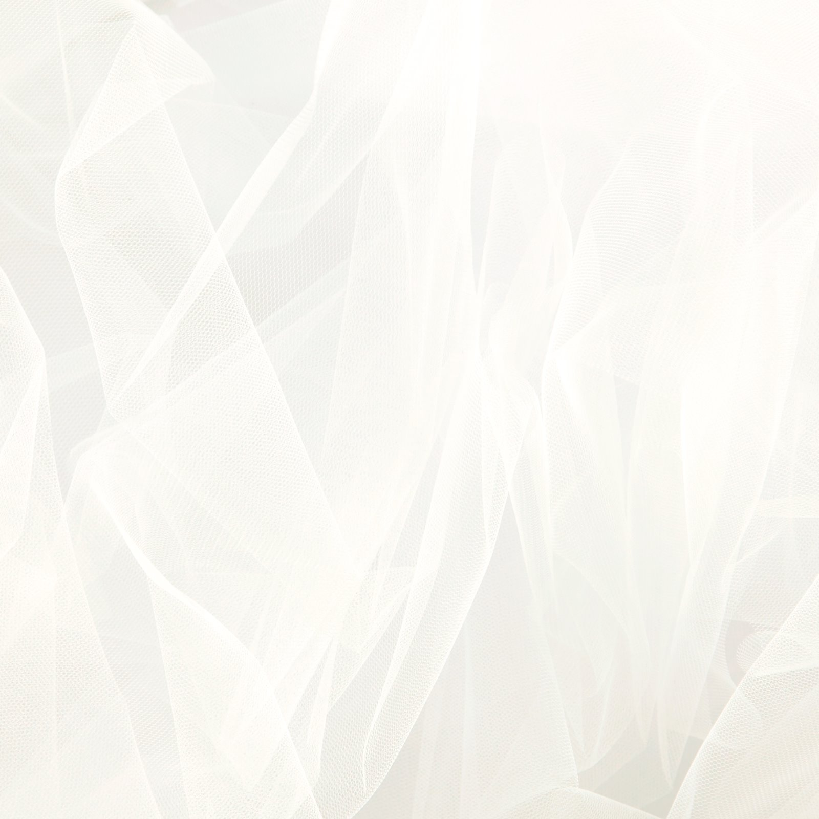Bridal tulle nature width 300 cm 640030_pack_solid