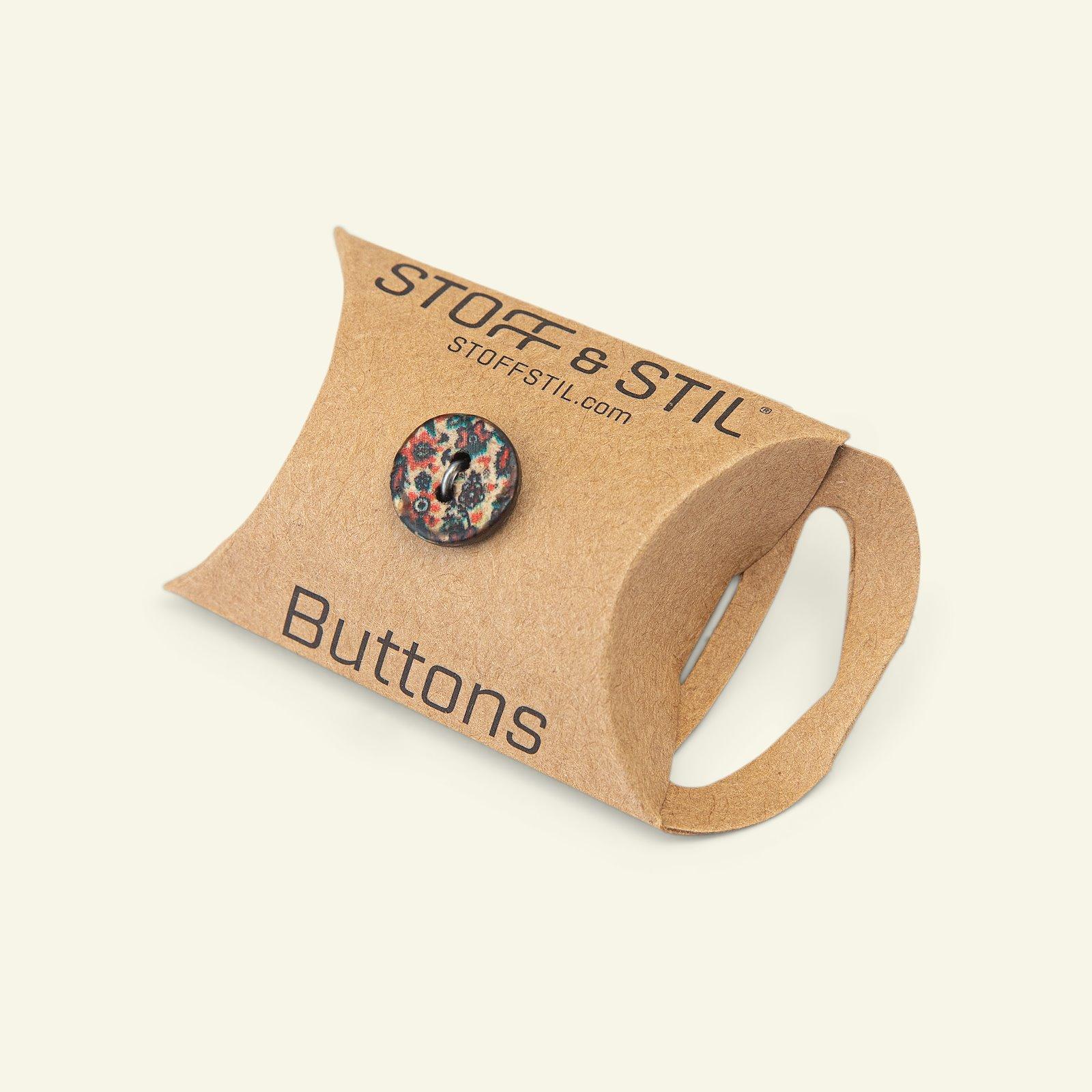 Button 2-holes coconut flower 12mm 10pcs 33545_pack_b