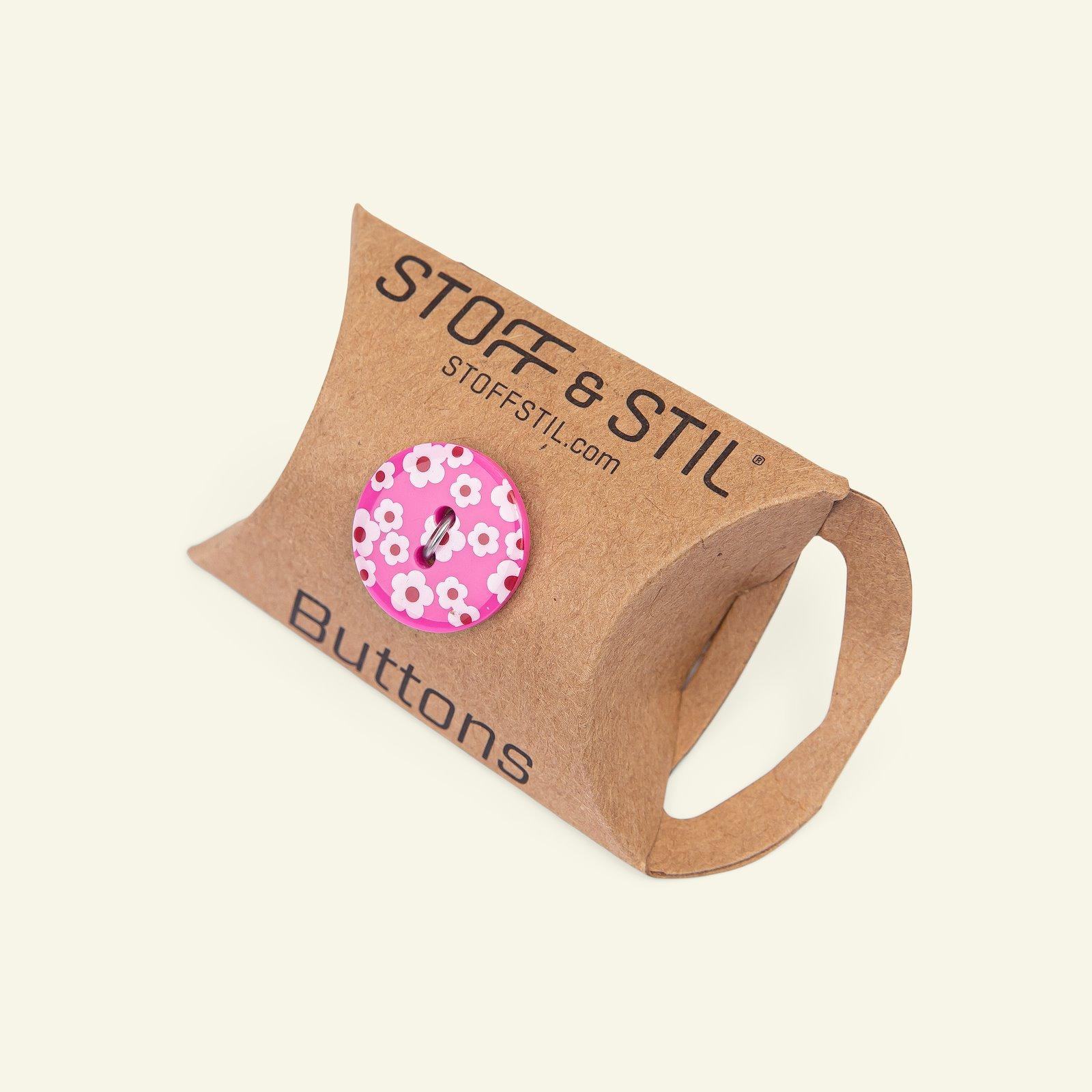 Button 2-holes flowerprint 18mm pink 5p 33371_pack_b