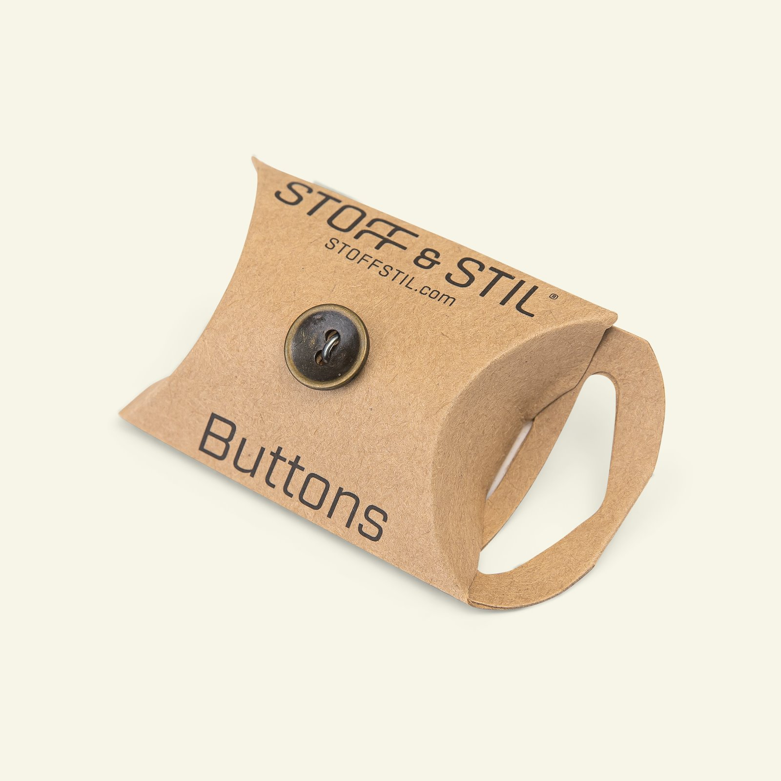 Button 2-holes metal 11mm gold 10pcs 33534_pack_b