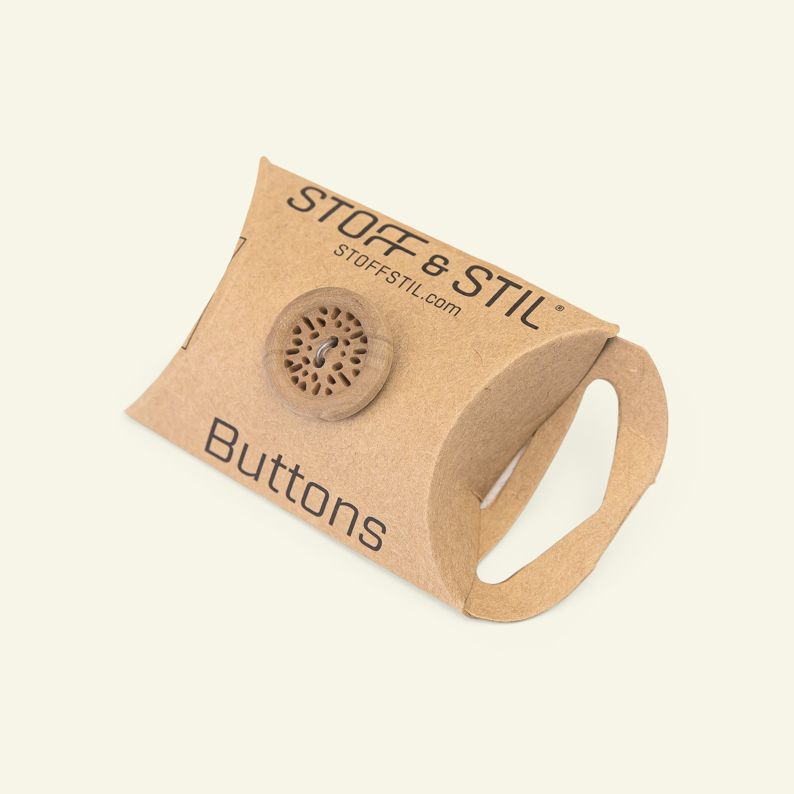 Button 2-holes wood carved w/rim 28mm 4p 33528_pack_b