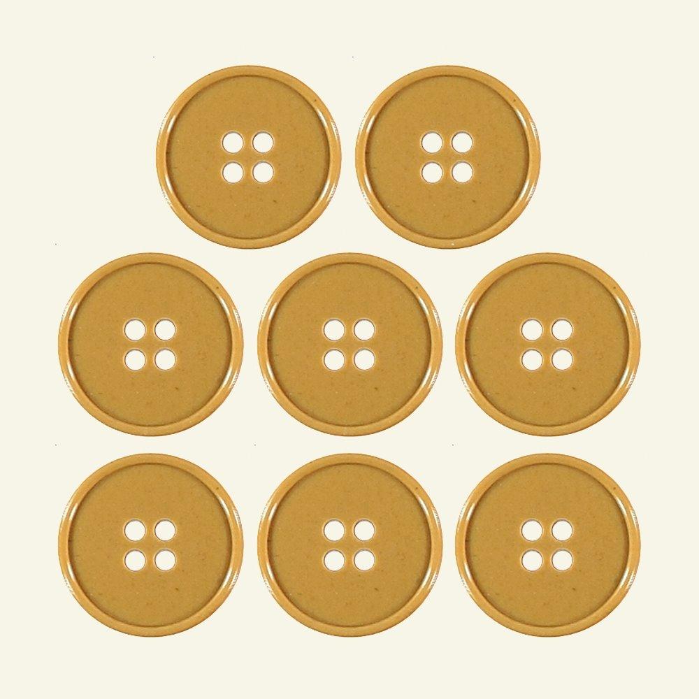 Button 4-holes 23mm carry 8pcs 40325_pack