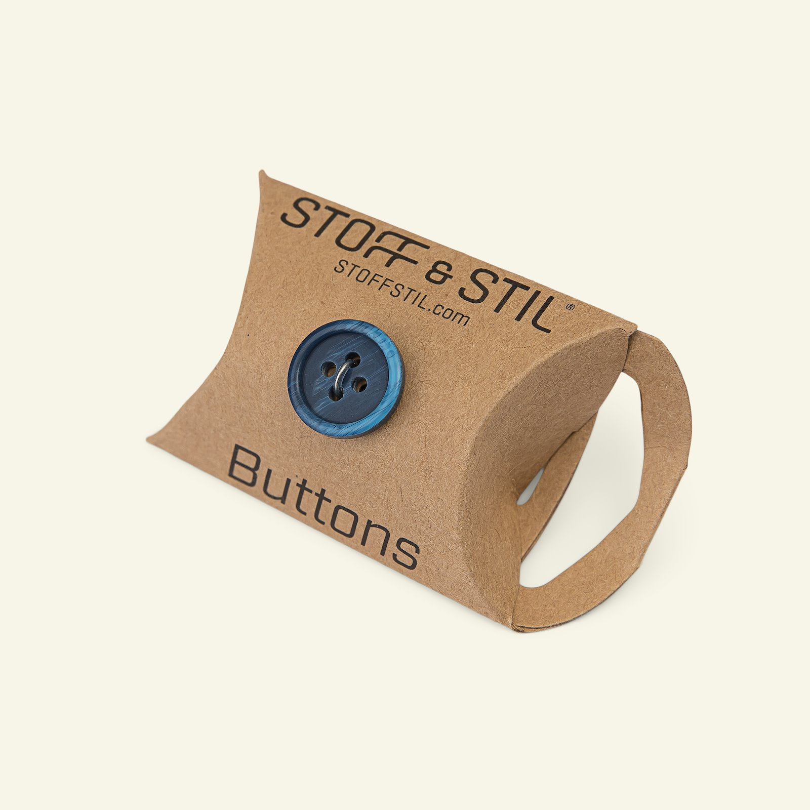 Button 4-holes marble 15mm blue 5pcs 33184_pack_b