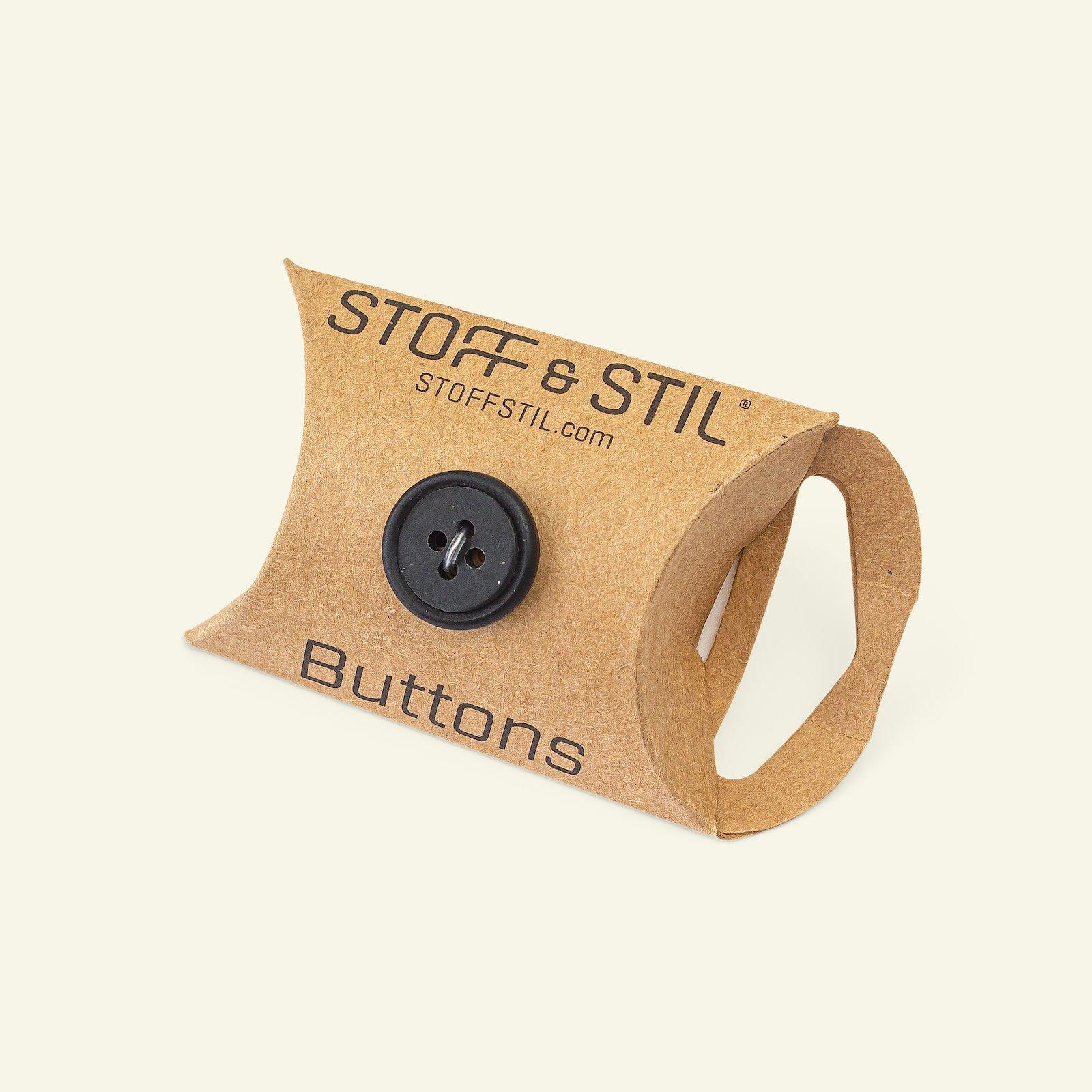 Button 4-holes w/rim 15mm black 10pcs 33461_pack_b