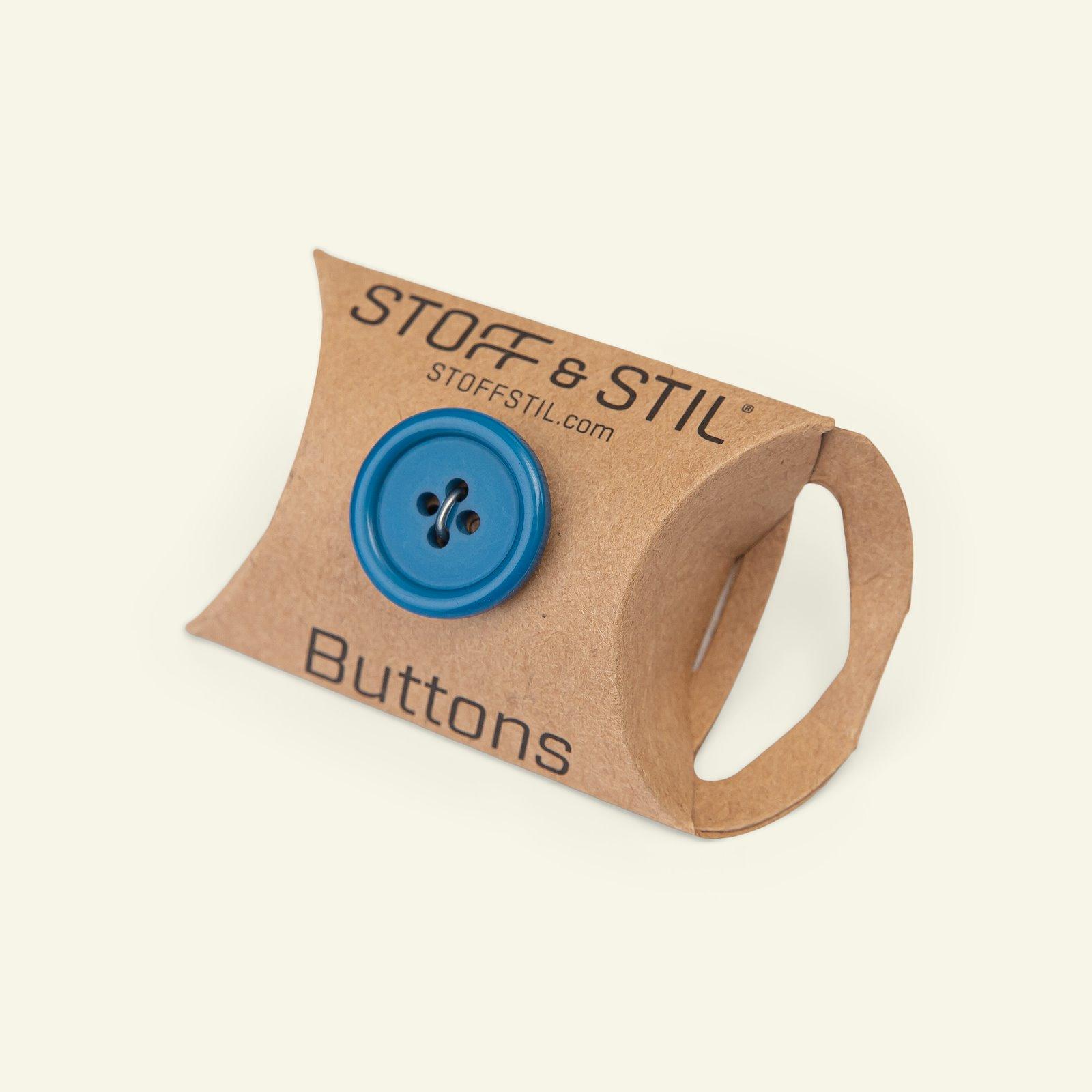 Button 4-holes w/rim 20mm navy 6pcs 33234_pack_b