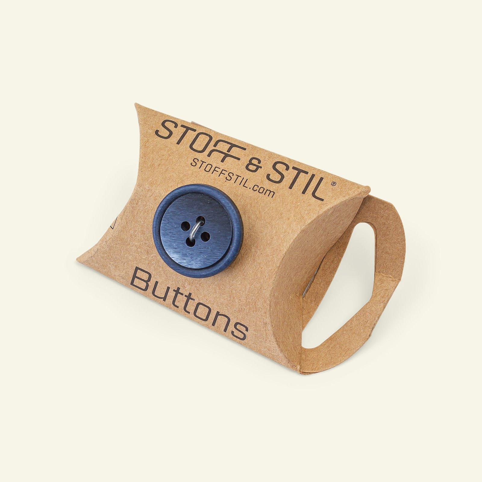Button 4-holes w/rim 20mm navy 6pcs 33465_pack_b
