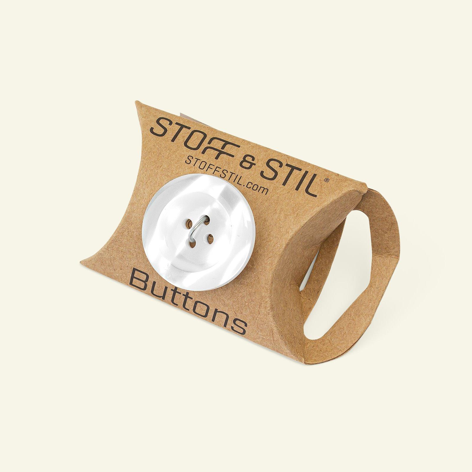 Button 4-holes w/rim 25mm white 4pcs 33031_pack_b