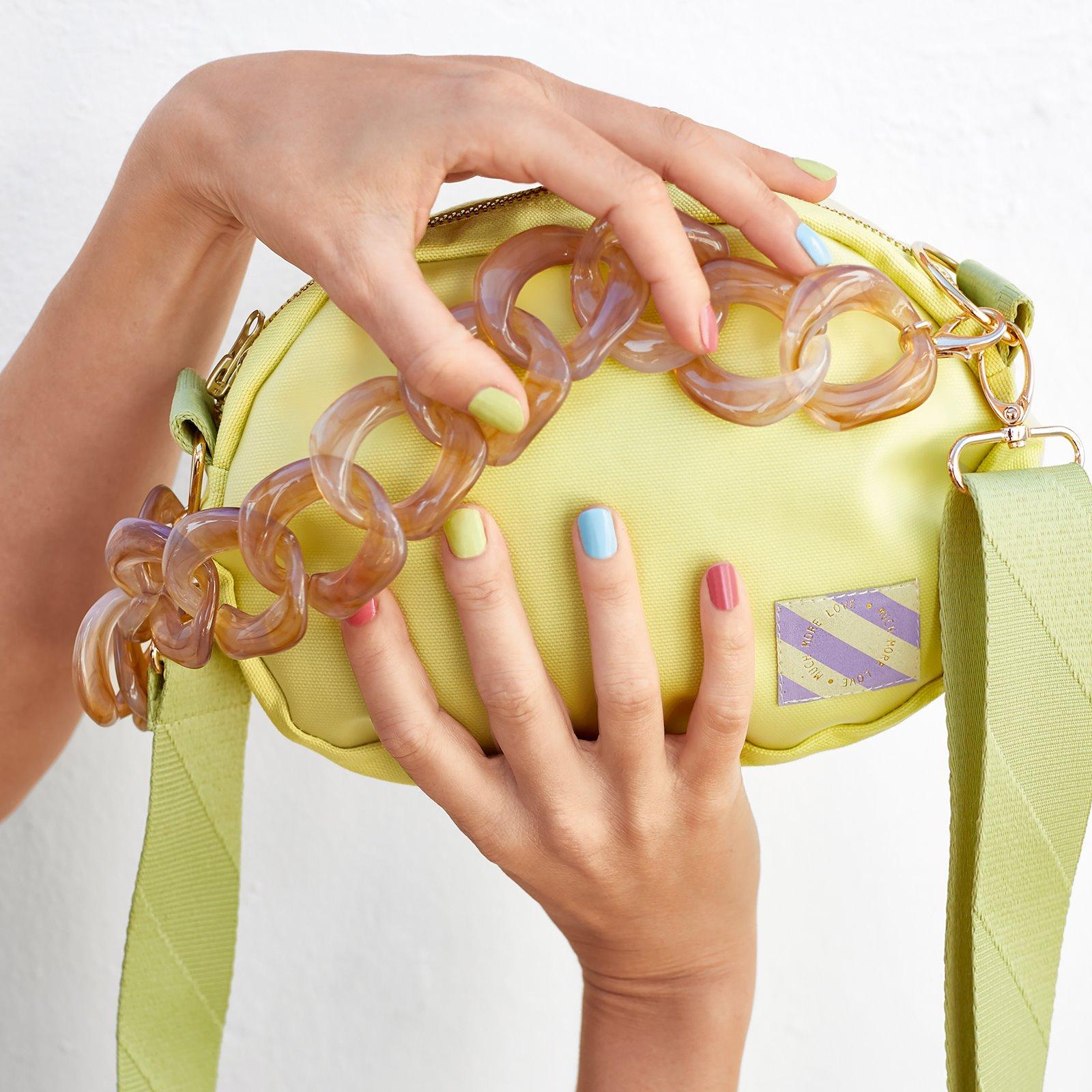 Chain handle 53cm caramel 1pc p90318_780480_95597_82407_46302_45519_45506_45523_26503_sskit