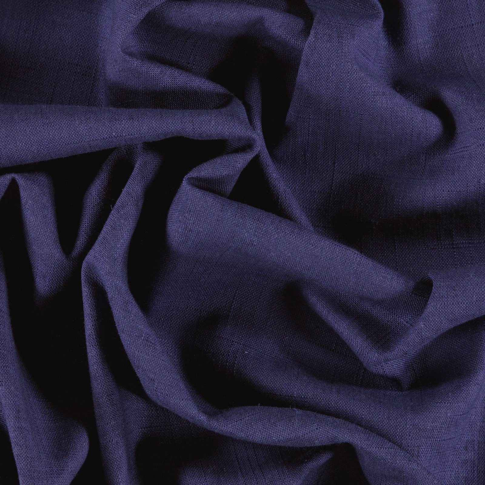 Coarse linen/viscose dark cobalt 852321_pack