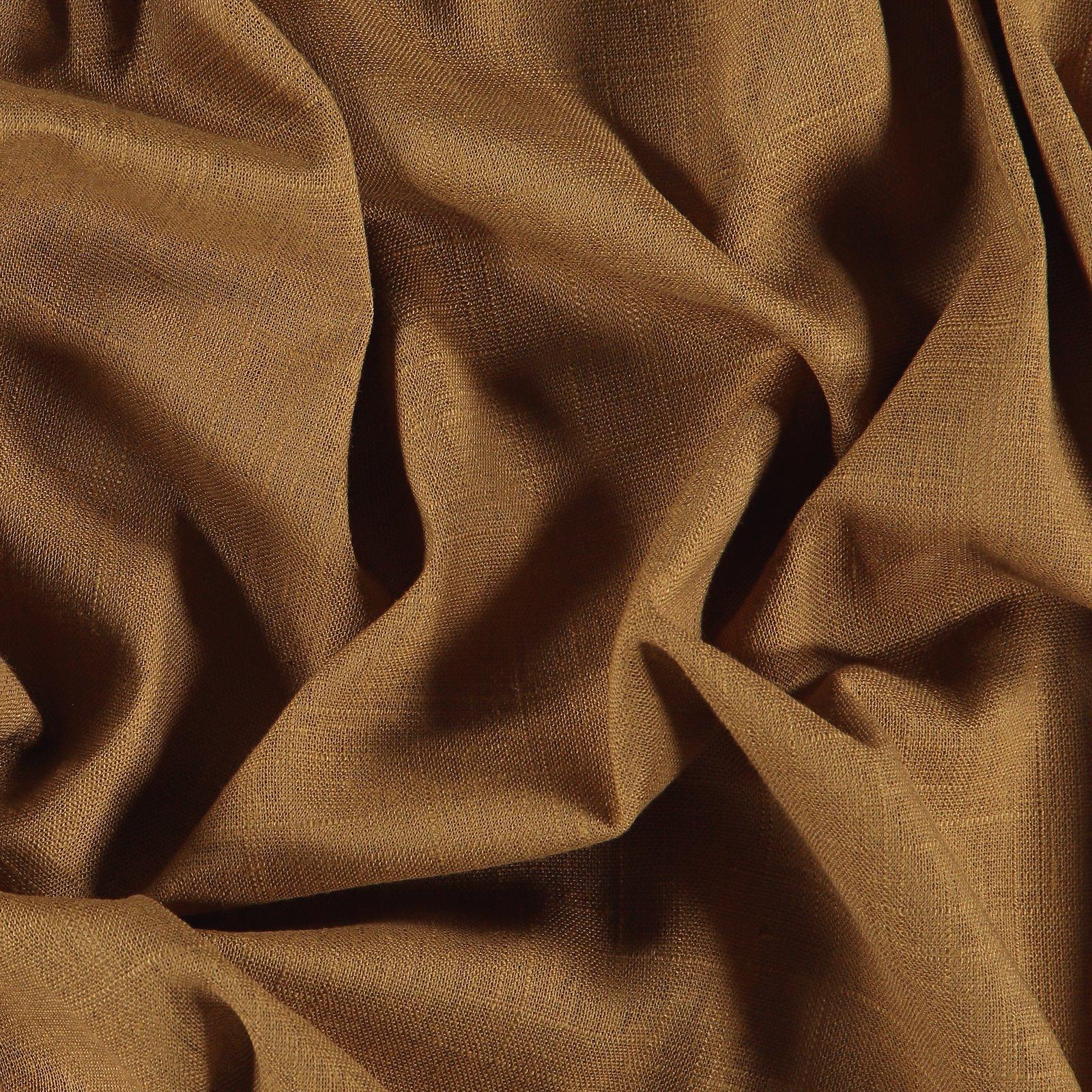 Coarse linen/viscose light caramel 852332_pack