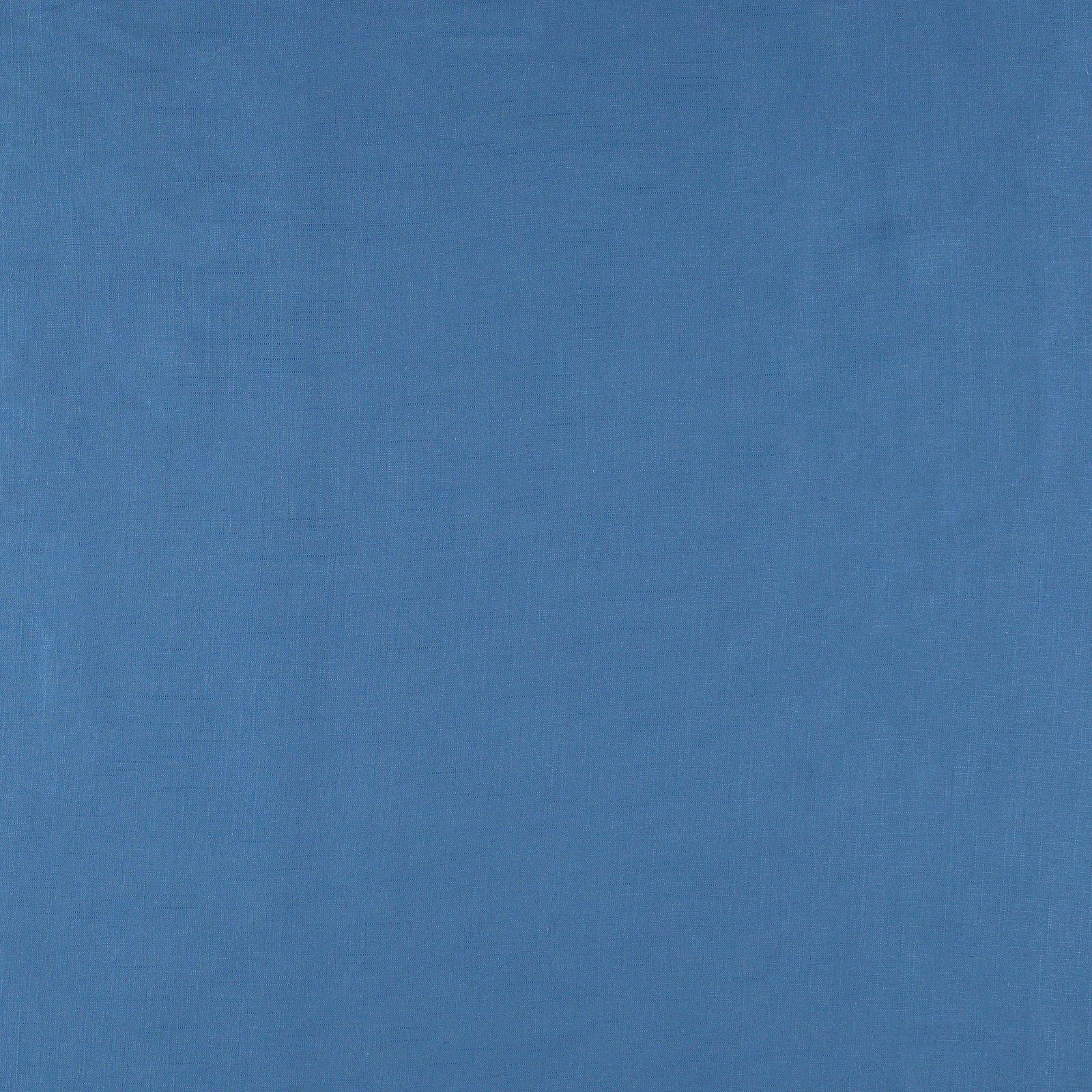 Coarse linen/viscose light cobalt blue 852357_pack_solid