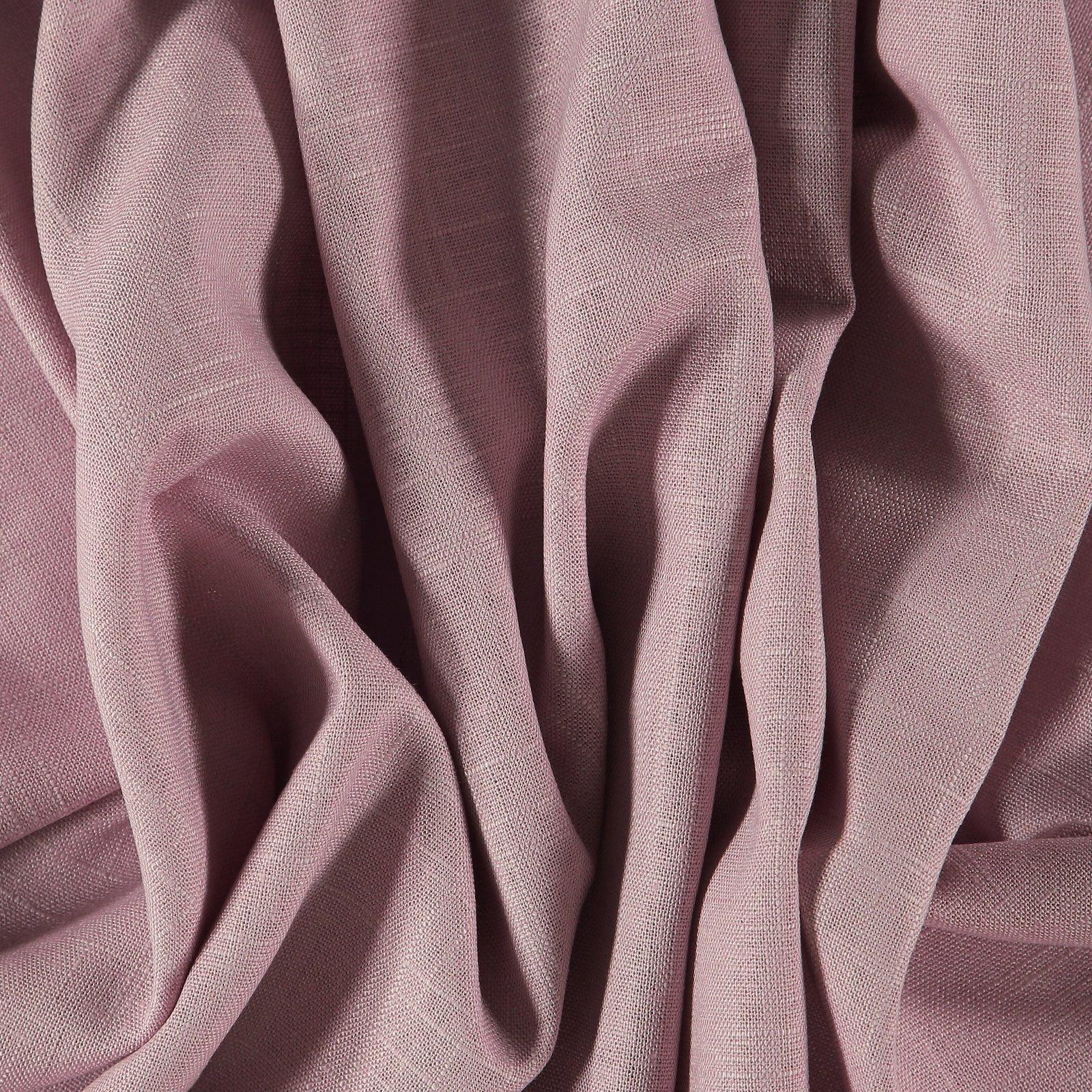 Coarse linen/viscose light dusty violet 852356_pack
