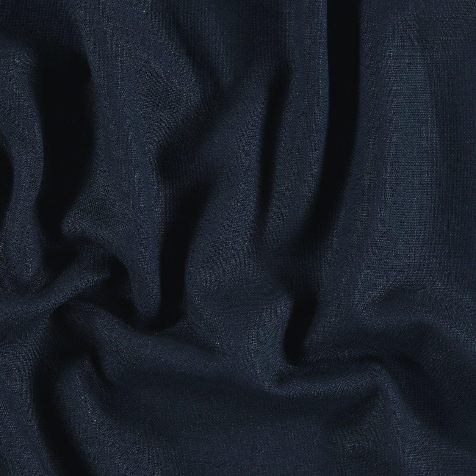 Coarse linen/viscose midnight blue 852417_pack