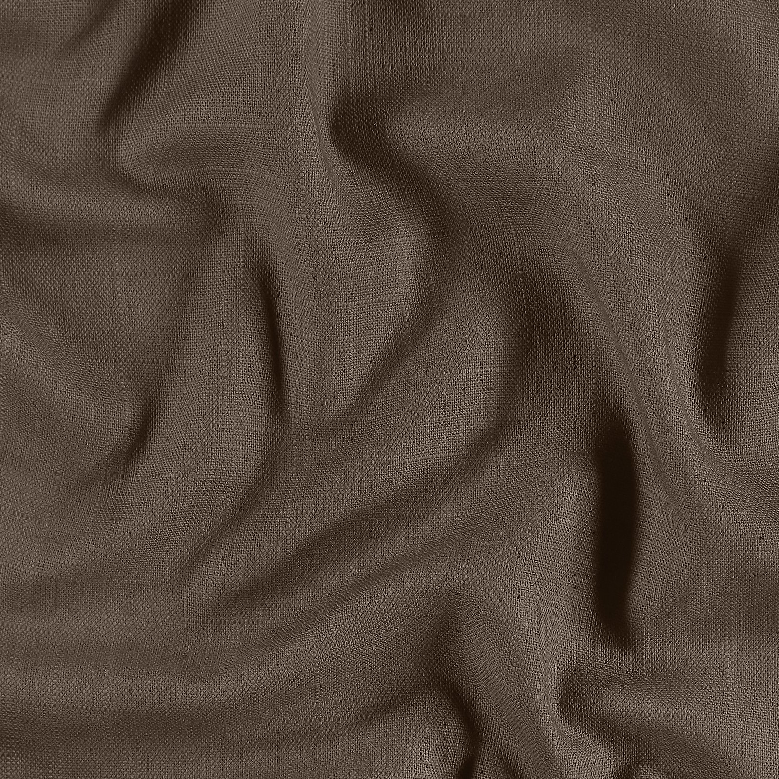 Coarse linen/viscose warm walnut 852392_pack
