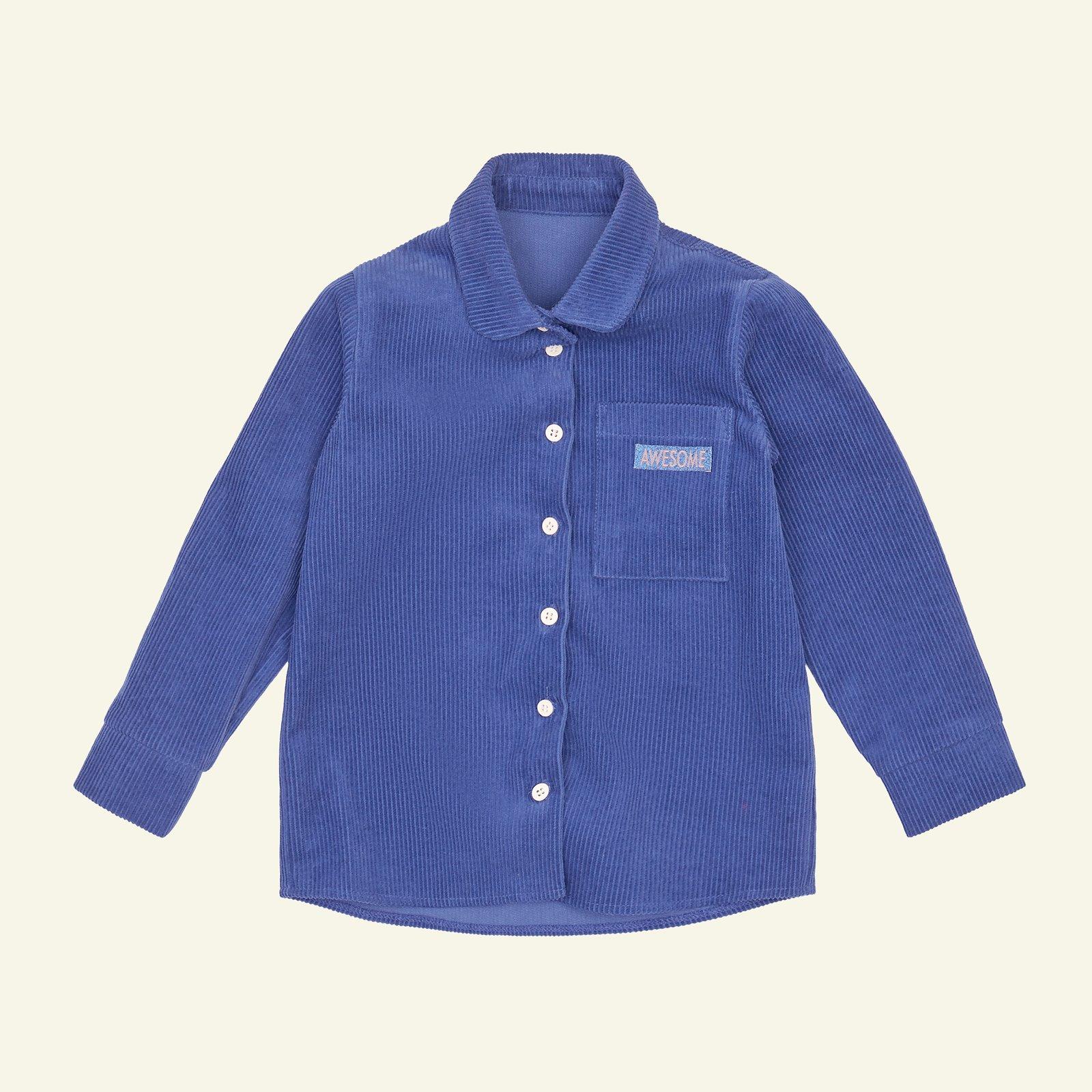 Corduroy 8 wales dark cobalt blue p66011_430820_40102_sskit